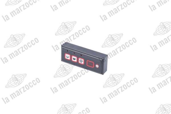 (LAD3D5P3C01) PULSANTIERA 3D5 P3 CRONO