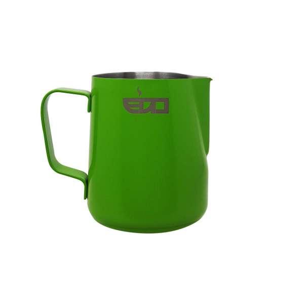 LATTIERA 350ml GLASS GREEN