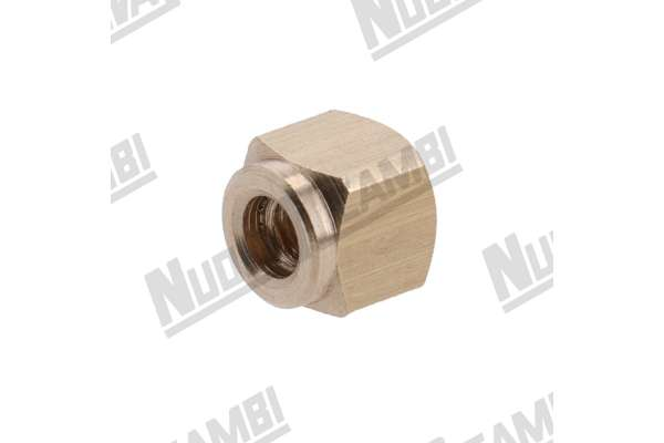 E61 GROUP DRAIN VALVE SQUARE PIN - H. 6,5mm - 6x6mm - VIA HOLE M3