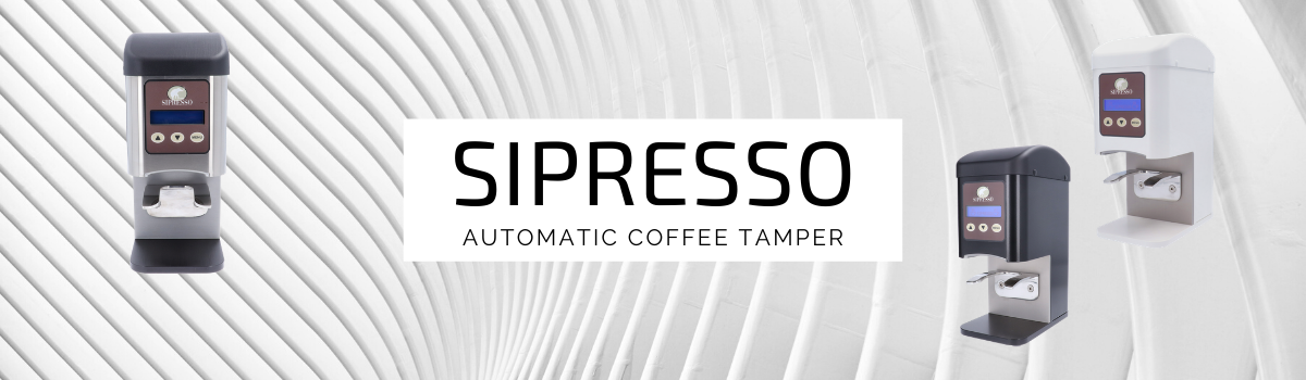 Sipresso: automatic coffee tamper
